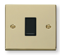 Click Deco Polished Brass